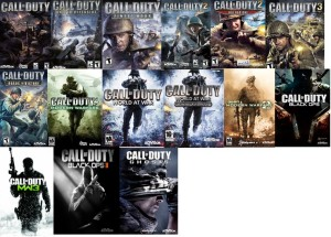 All cod games sales